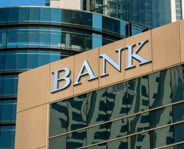 銀行の選定